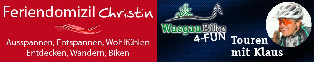 WasgauBike-Feriendomizil Christin